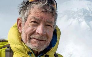 Carlos Soria habla hoy en Santander de su próximo reto, subir el Dhaulagiri con 80 años