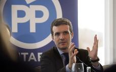 Pablo Casado defiende que Ruth Beitia es una candidata «muy potente»