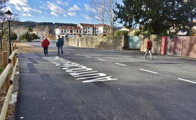 Cartes abre un nuevo aparcamiento para impulsar el turismo en el Camino Real