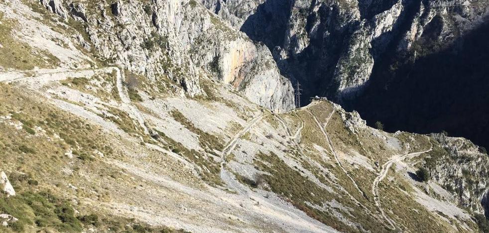 La ruta Urdón-Tresviso, un clásico de las marchas de montaña en Cantabria