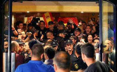 La sentencia de Alsasua condicionará las causas en Cataluña por odio a la Policía