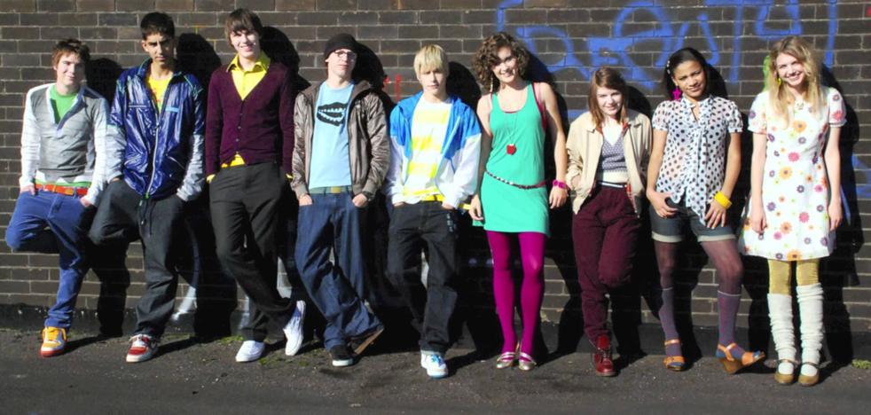'Skins', la serie que revolucionó el género adolescente