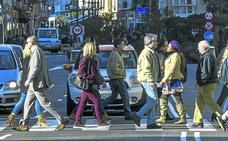 La población repunta en Santander por vez primera en nueve años