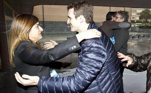 El PP cántabro se mantendrá en un segundo plano en el acto de Casado para presentar a Beitia como candidata