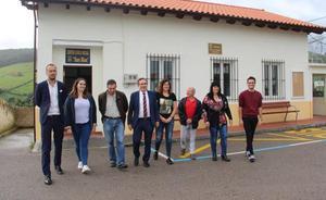 Sale a licitación la rehabilitación de cubierta y fachada en el Centro Cívico de Viérnoles