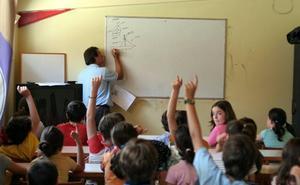 El STEC pide al Gobierno recuperar el poder adquisitivo perdido y bajar la ratio de alumnos a menos de veinte por clase