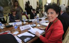 Celaá cambiará su reforma con propuestas del Consejo Escolar y las autonomías