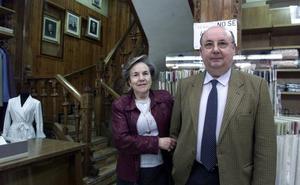 Fallece Antonio Oterino, comerciante y expresidente de Caja Cantabria