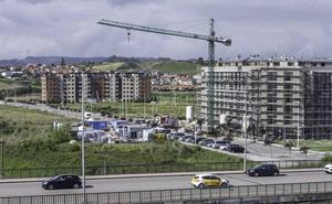 Las licencias de obras tramitadas en Santander aumentan un 6,6%