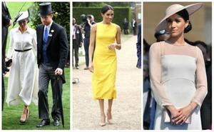 Meghan Markle, la «royal» que más gastó en ropa en 2018