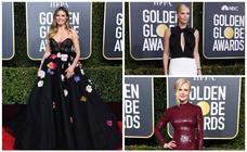 La alfombra roja no tiene secretos para las estrellas de Hollywood