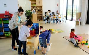 Las ludotecas municipales ofertan en Santander 17 talleres en el primer trimestre del año