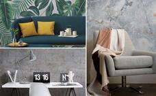 Papel pintado, la tendencia con la que vestir tus paredes este invierno