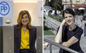 Buruaga y Beitia pugnan por el dominio de las listas electorales y Génova exige «unidad»