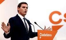 Rivera desprecia el acuerdo entre el PP y Vox: «No es vinculante»