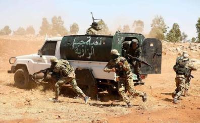 La victoria de Al-Qaida en Idlib acerca una gran ofensiva militar