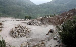 Cruz Viadero anuncia el cierre definitivo de Minas Nieves, en el monte Dobra