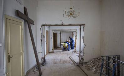 La reforma de la Casa Capitular empezará antes del verano