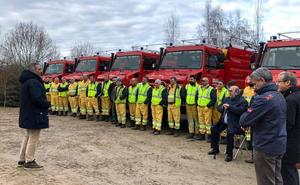 El Gobierno de Cantabria dota de más medios a la lucha contra los incendios