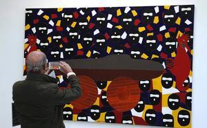 La sede de la Fundación Enaire en Santander se abrirá en 2020 con una muestra de Eduardo Arroyo