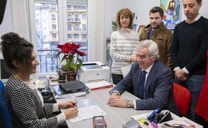 Fuentes-Pila registra su candidatura para mantenerse al frente PRC de Santander