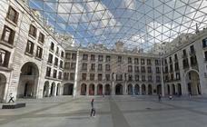 El Ayuntamiento plantea tres alternativas para cubrir la Porticada, todas por encima de los 7 millones de euros