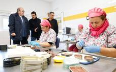Oria felicita a Conservas El Capricho por «colocar a Cantabria en la élite alimentaria mundial» con el premio SIAL Innovation 2018