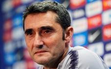Valverde sólo contempla un 'nueve' que se adapte rápido