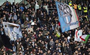 Hinchas de la Lazio vuelven a proferir cánticos racistas y antisemitas