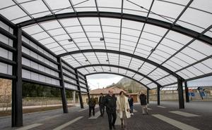 El Gobierno y Los Corrales de Buelna destinan 300.000 euros a crear un nuevo espacio de ocio en Barros