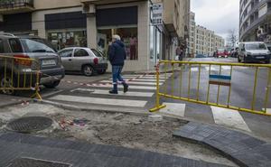 El Astillero comienza hoy su plan de asfaltados en la calle Nemesio Mercapide