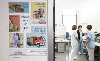 Sanidad estima que Cantabria no ha alcanzado todavía el pico de la gripe