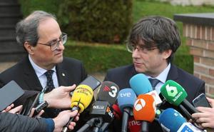 Puigdemont presiona al PDeCAT para que no permita tramitar los Presupuestos del Gobierno