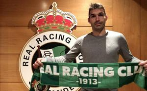 El Racing ya tiene a su crack: David Barral