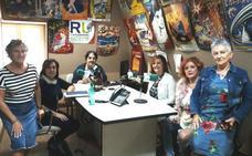 Laredo alumbra un colectivo de mujeres