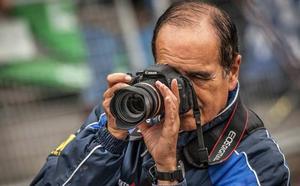 Aboitiz: «Me gusta que todos los que participan en una carrera tengan su fotografía»