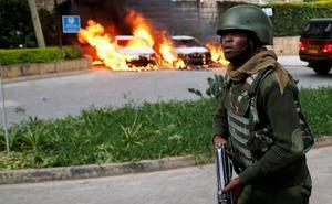 Catorce muertos en un ataque yihadista en la capital de Kenia