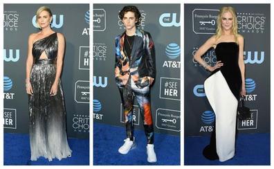 Derroche de glamour en los Critics' Choice Awards