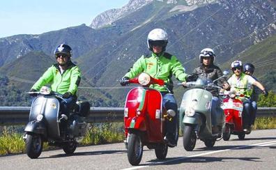 Reinosa acogerá la quinta edición de la concentración 'Lambretta Jet Set Rally'