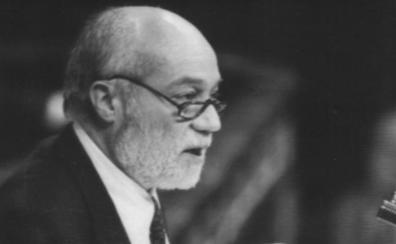 Fallece el histórico dirigente socialista Eduardo Martín Toval