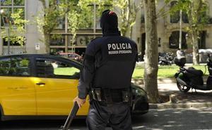 Desarticulada una célula yihadista en Barcelona que se proponía cometer atentados