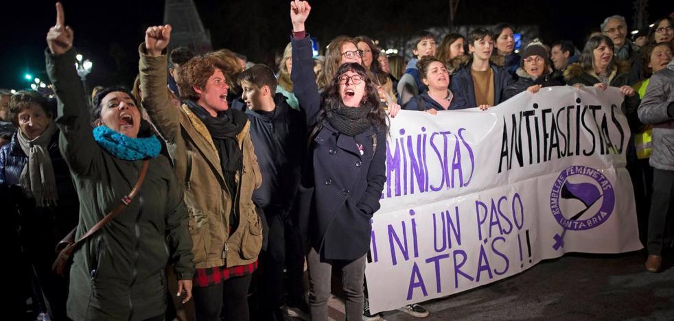 «Con los derechos de las mujeres no se negocia»