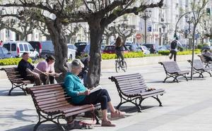 Las mujeres pensionistas de Cantabria cobraron un 40% menos que los hombres en 2018