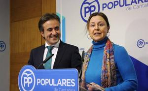 El PP cree que los Presupuestos son «una burla a Cantabria» y pide a Revilla que «arme un escándalo»