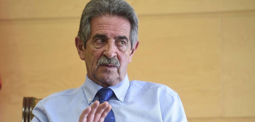 Revilla dice que el PSOE «perpetúa el engaño» que sufre Cantabria del Estado