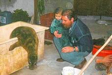 'Lisa', la foca que se hospedó en santoña