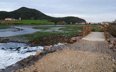 Medio Rural financia con 106.000 euros tres obras del GAC Oriental en Santoña