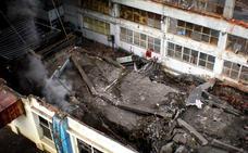 Papelera del Besaya presenta un proyecto de demolición de la fábrica