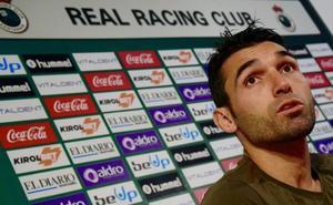 Barral: «No vengo a Segunda B, vengo al Racing, motivo suficiente para estar en Santander»