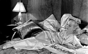 Carole Lombard, una víctima indirecta de la II Guerra Mundial